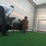 征迈智能足球守门员机器人zimasys-robotkeeper