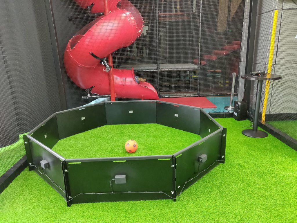 征迈Kick-X足球传球互动系统