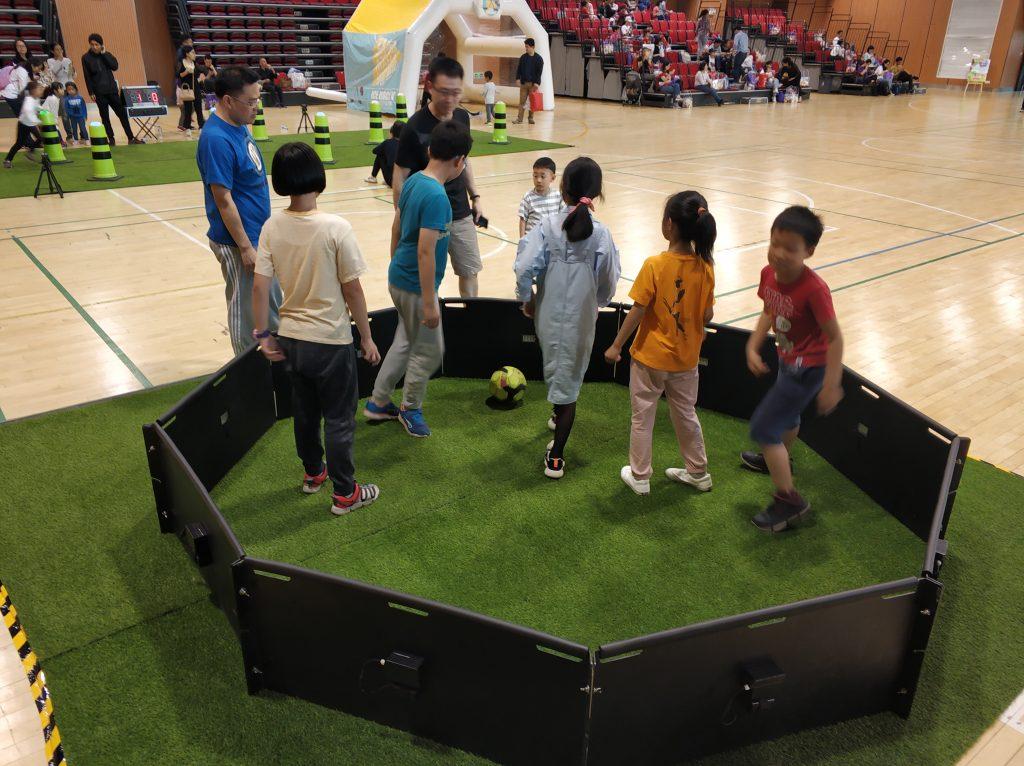 征迈Kick-X足球传球训练系统