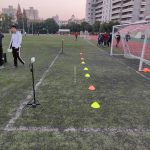 征迈带球训练设备绕杆大师Zimasys-PolePass-Football-Trainer